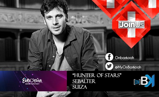 """Suiza en Eurovisión 2014 con """"Hunter Of Stars"""" de Sebalter"""